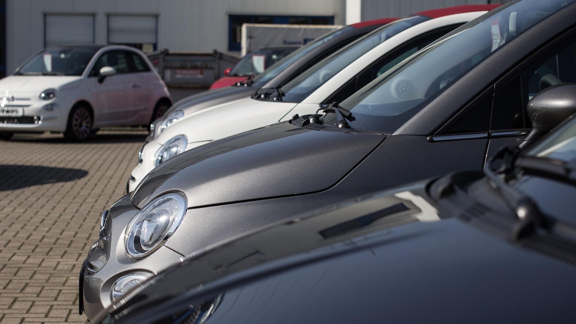 Autohaus Ahlers Fiat Fronten