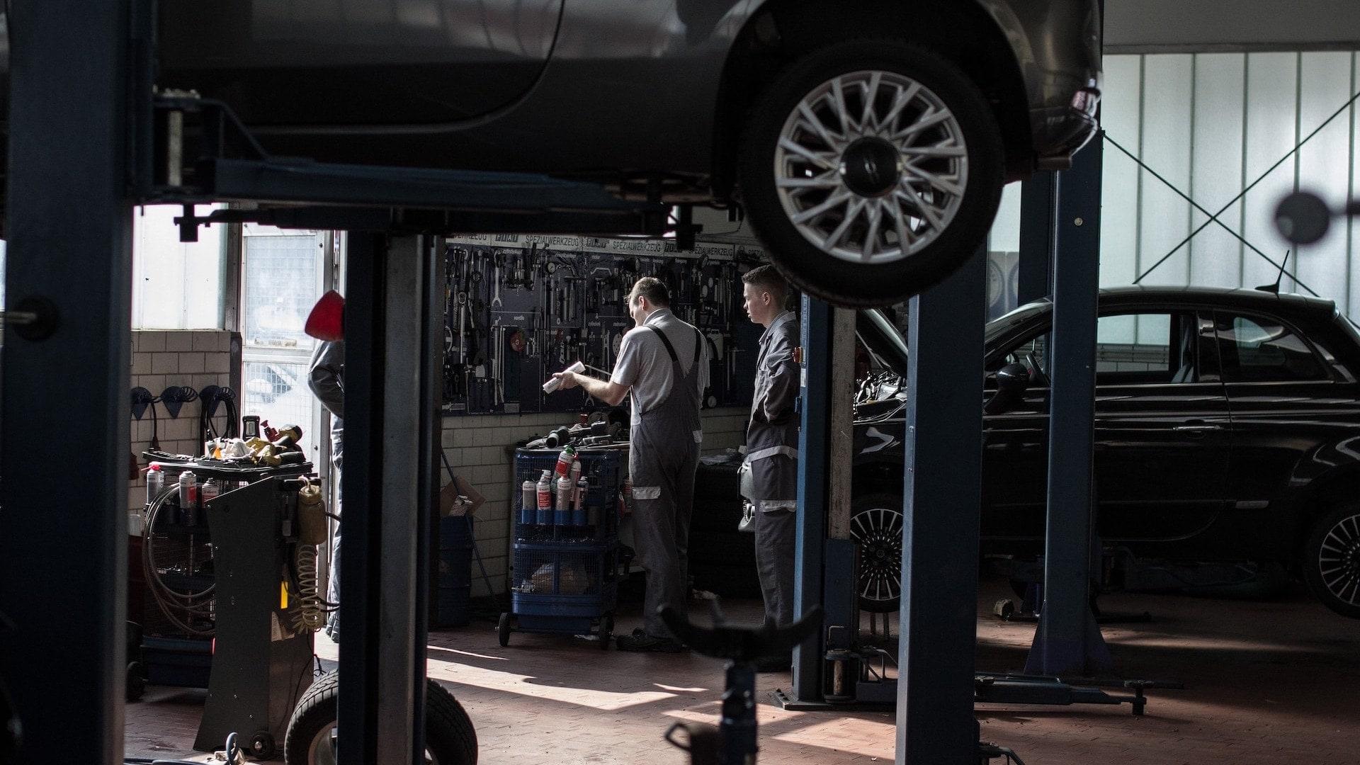 Autohaus Ahlers in Münster-Hiltrup – Service – Fahrzeuge & Meisterwerkstatt – 12