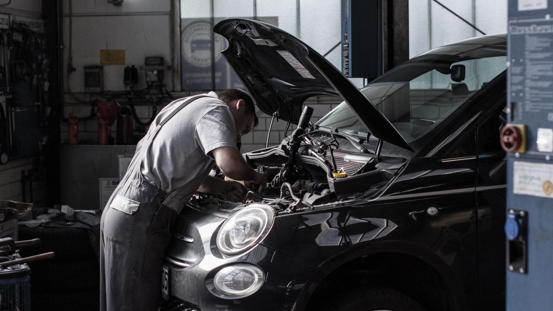 Autohaus Ahlers Werkstatt Reparatur