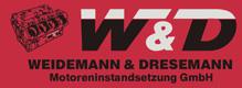 Weidemann & Dresemann Motoreninstandsetzung Logo
