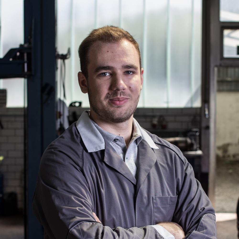Christian Lersch Portrait