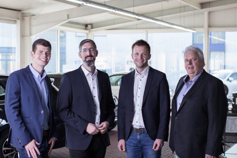 Autohaus Ahlers Teambild Verkaufsteam