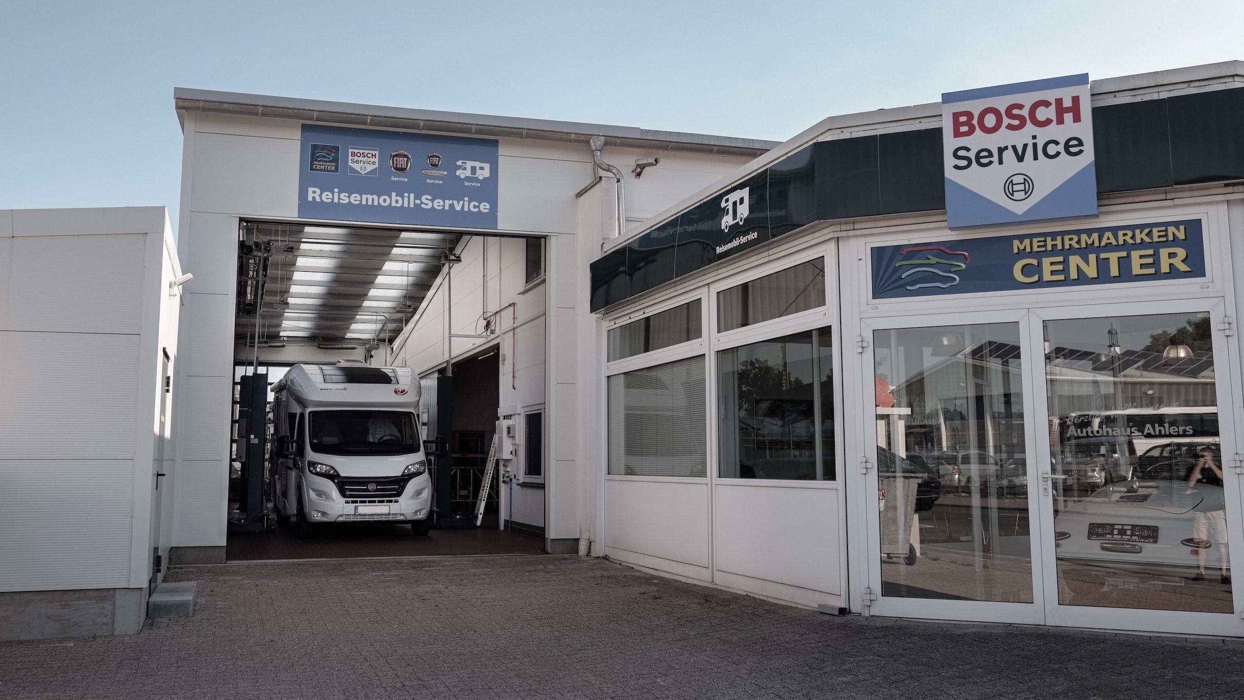 Autohaus Ahlers in Münster-Hiltrup – Wohnmobilservice & Zubehör – Fahrzeuge & Meisterwerkstatt – 7