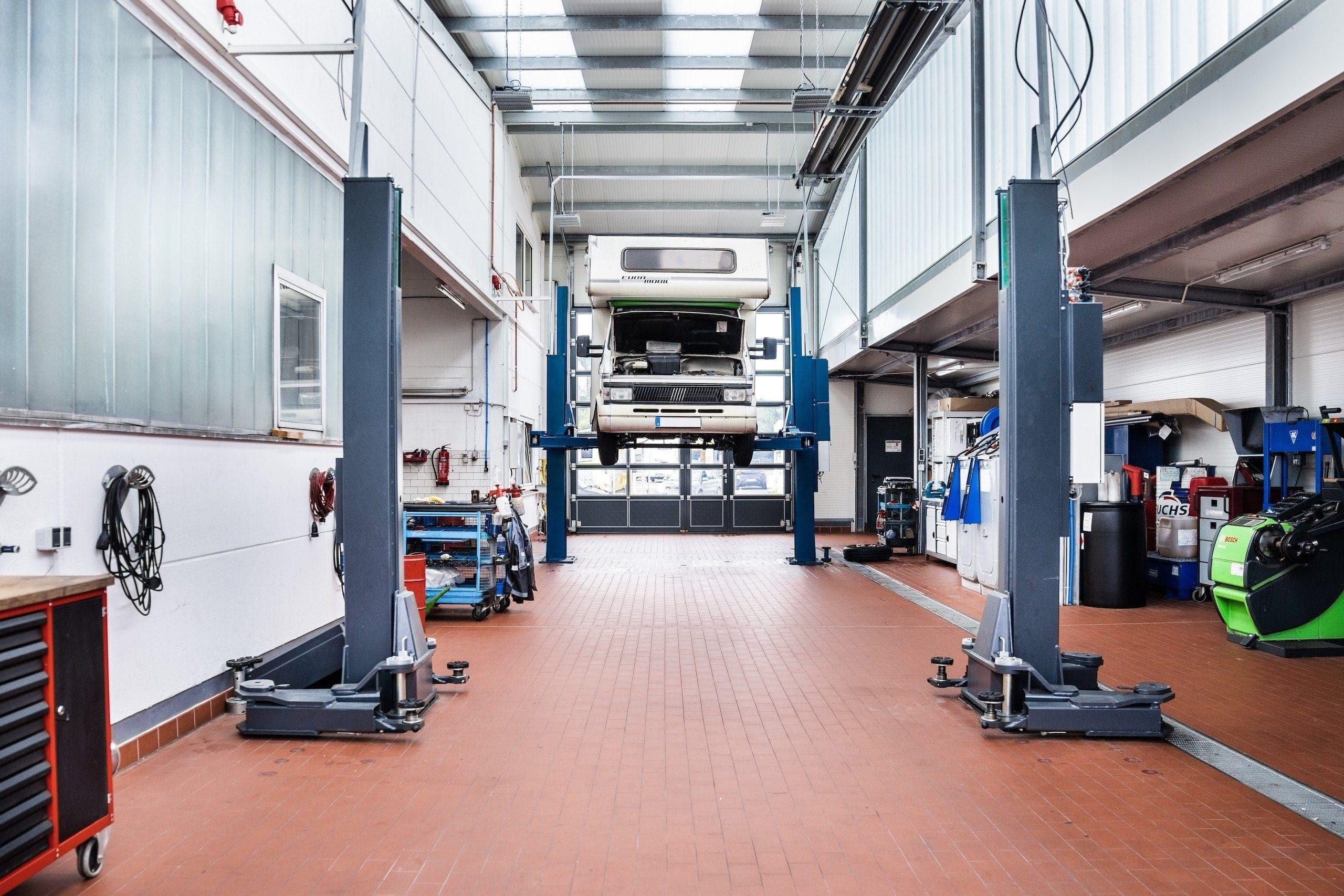 Autohaus Ahlers in Münster-Hiltrup – Wohnmobilservice & Zubehör – Fahrzeuge & Meisterwerkstatt – 11